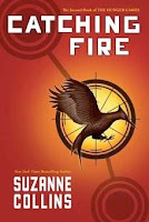 bookcover of CATCHING FIRE by Suzanne Collins