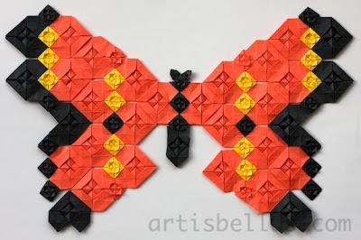 Origami Quilt: