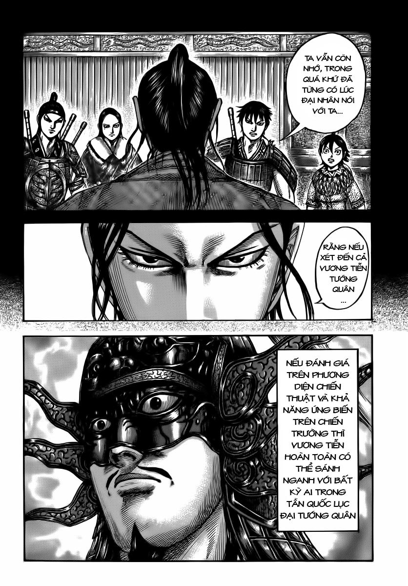 Kingdom – Vương Giả Thiên Hạ chap 499 Trang 8