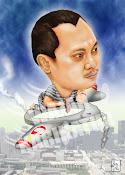 Karikatur Tokoh, Gayus