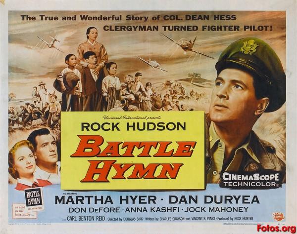 """""""Battle Hymn"""" (1957)"""