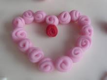 Sweet heart roses