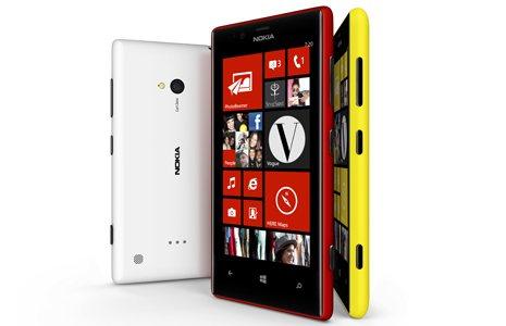 Nuovo smartphone di fascia media windows phone presentato da Nokia ovvero il Lumia 720
