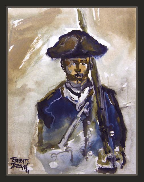 1714-GUERRA-SUCCESSIÓ-CATALALUNYA-SOLDATS-CATALANS-HISTORIA-ART-PINTURA-PINTOR-ERNEST DESCALS-