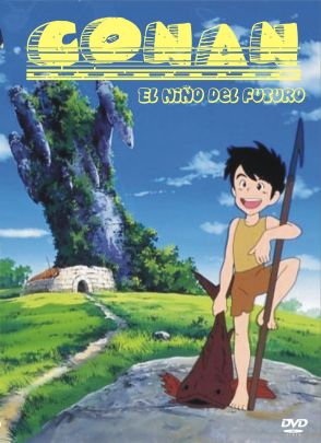 Conan, Cậu Bé Tương Lai - Future Boy Conan - Trọn Bộ