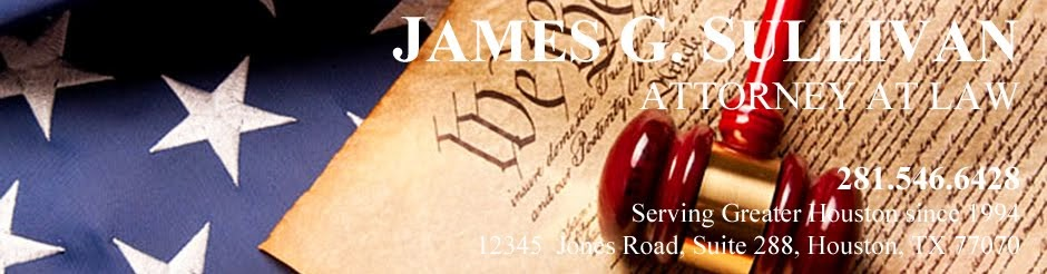 Waller County Criminal Lawyer | Hempstead Texas Juvenile Defense Attorney James Sullivan