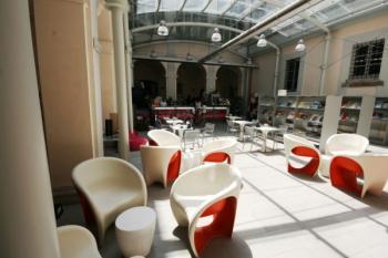 BLOGGING HEADQUARTERS Caffe' Letterario