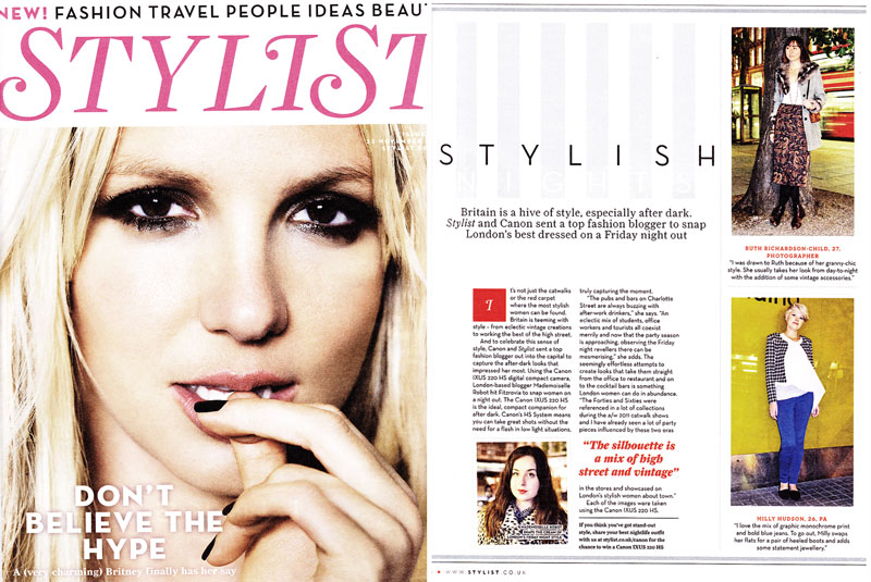 Stylist - Winter 2011 - Stylish Nights