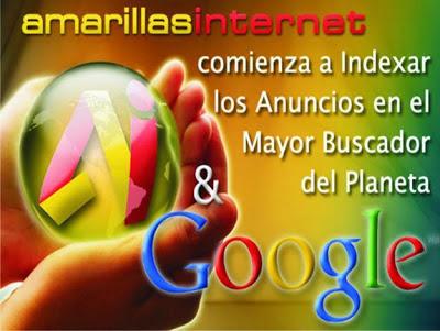 Amarillas Internet -Publicidad de Alto Impacto para su Negocio u Empresa