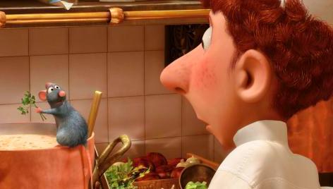 El chico que perdi su sombra ojal trabajase en gusteau xd - Ayudante de cocina sueldo ...