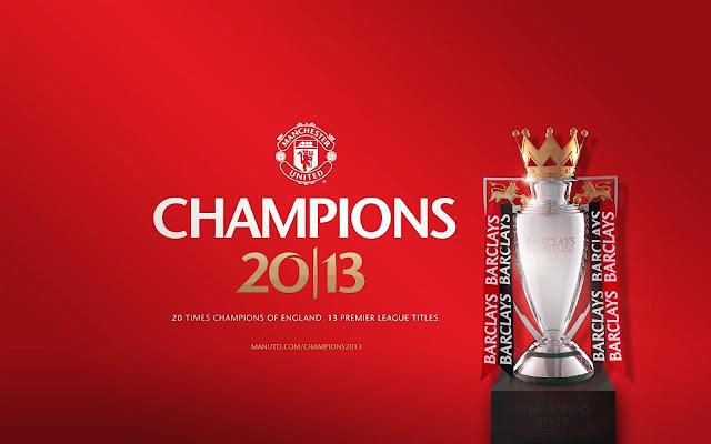 Manchester United 2012-2013 Champion