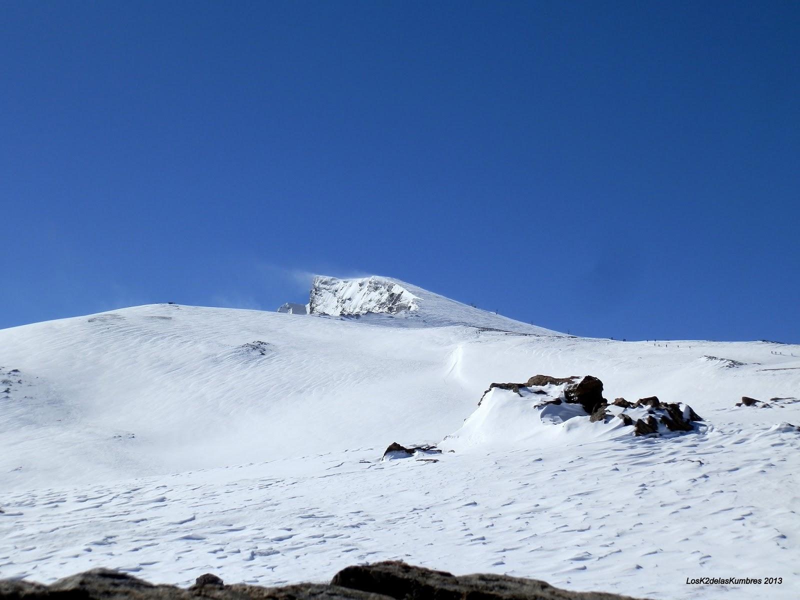 Cumbre Pico Veleta