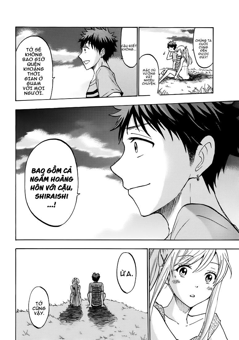 Yamada-kun to 7-nin no majo chap 205 page 16 - IZTruyenTranh.com