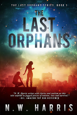 {Free Book Alert+Giveaway} The Last Orphans series by N.W. Harris