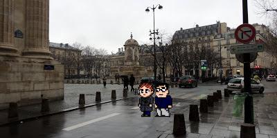 Casal Geek Eurotour 2013 - Descobrindo Paris - Église Saint-Sulpice