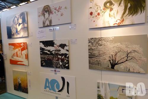 Japan Expo 2012 : The Art of Japanse Illustration