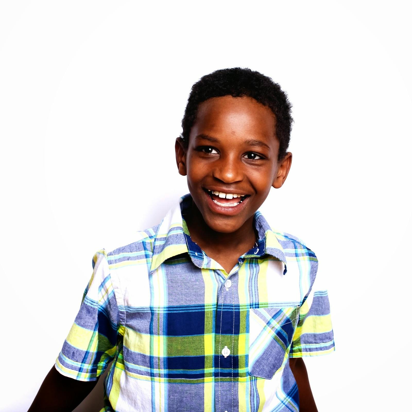 Seth - age 12