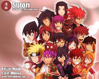 Wallpaper 3 de Sutori