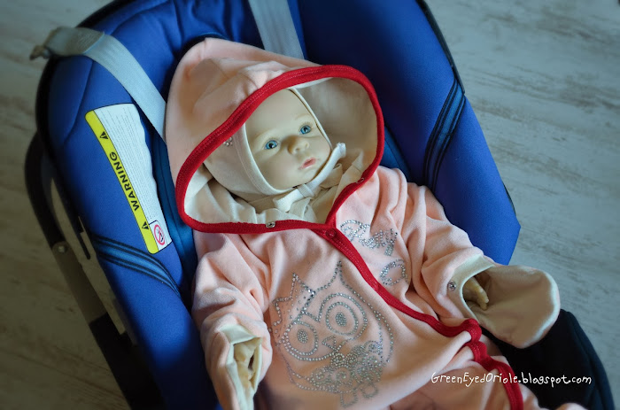 комплект для новорожденного из органического хлопка