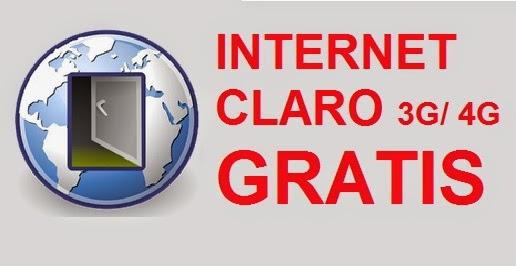 INTERNET GRÁTIS CLARO 4G/3G VIA QPYTHON