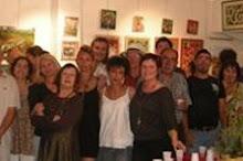 exposition en août 2011 à Saint Rambert en Bugey