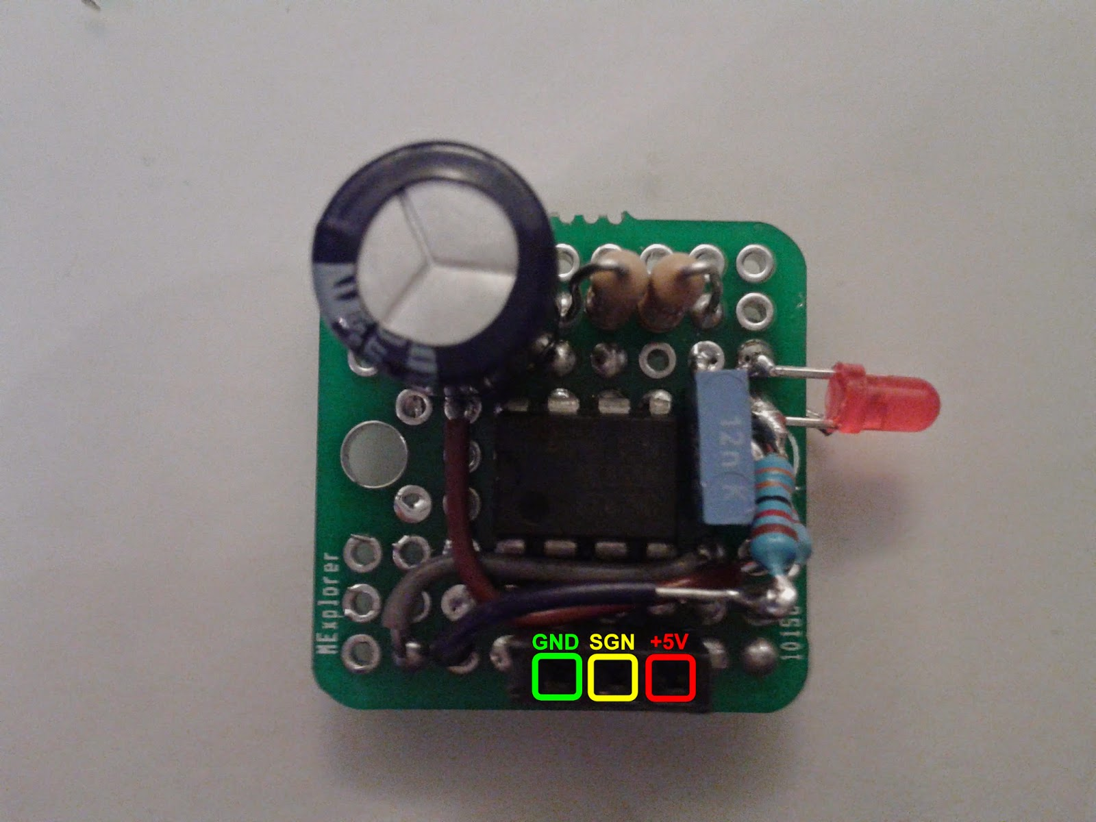 Arduino Projects Arduino 555 Timer Circuit