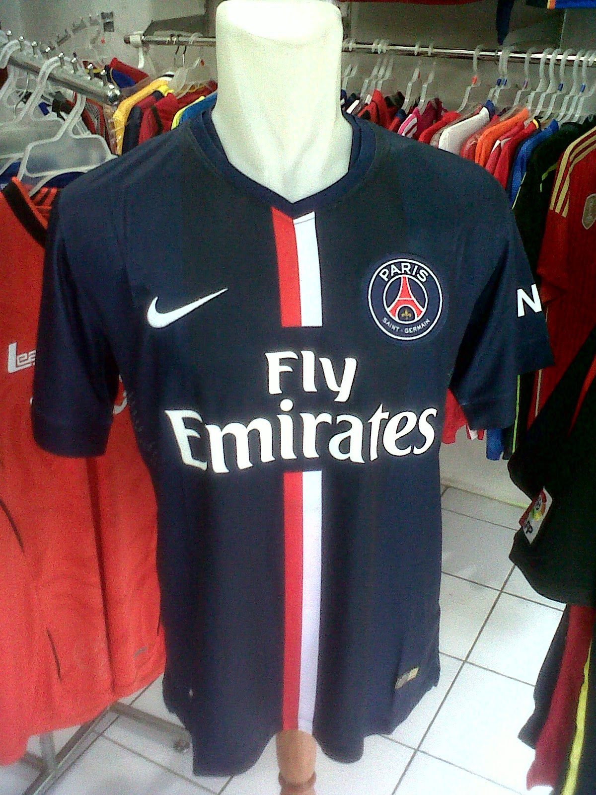 Jersey PSG Home 2014/2015