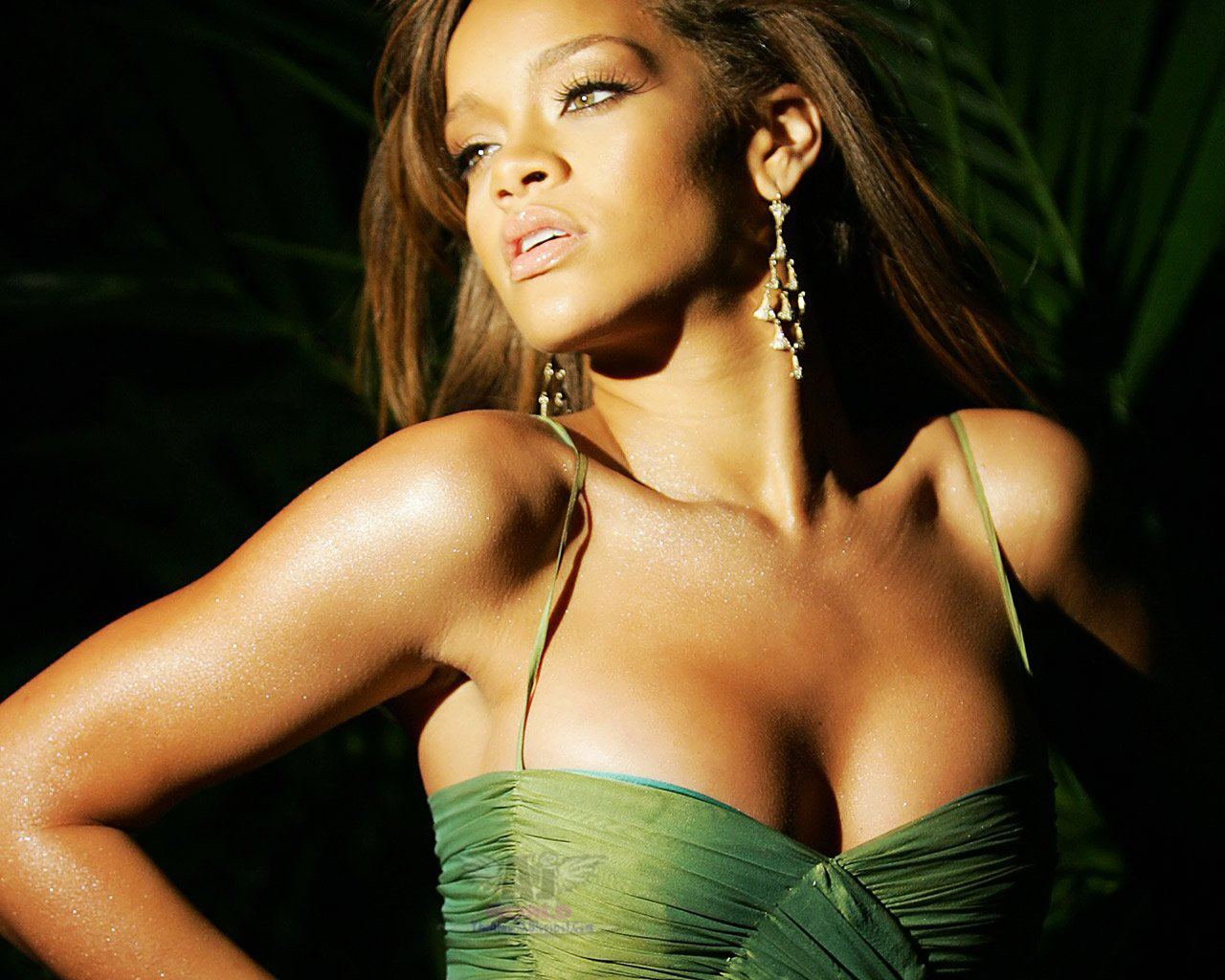 World of wallpapers rihanna hot and bold for Hot wallpapers world