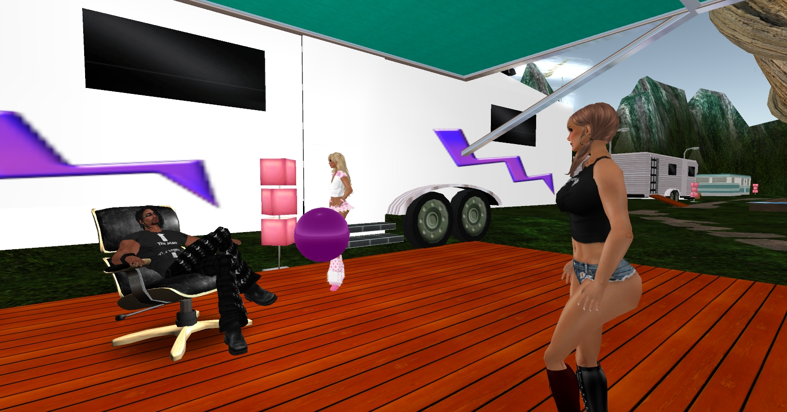 trailer park 001 Posted in Uncategorized by Bryce