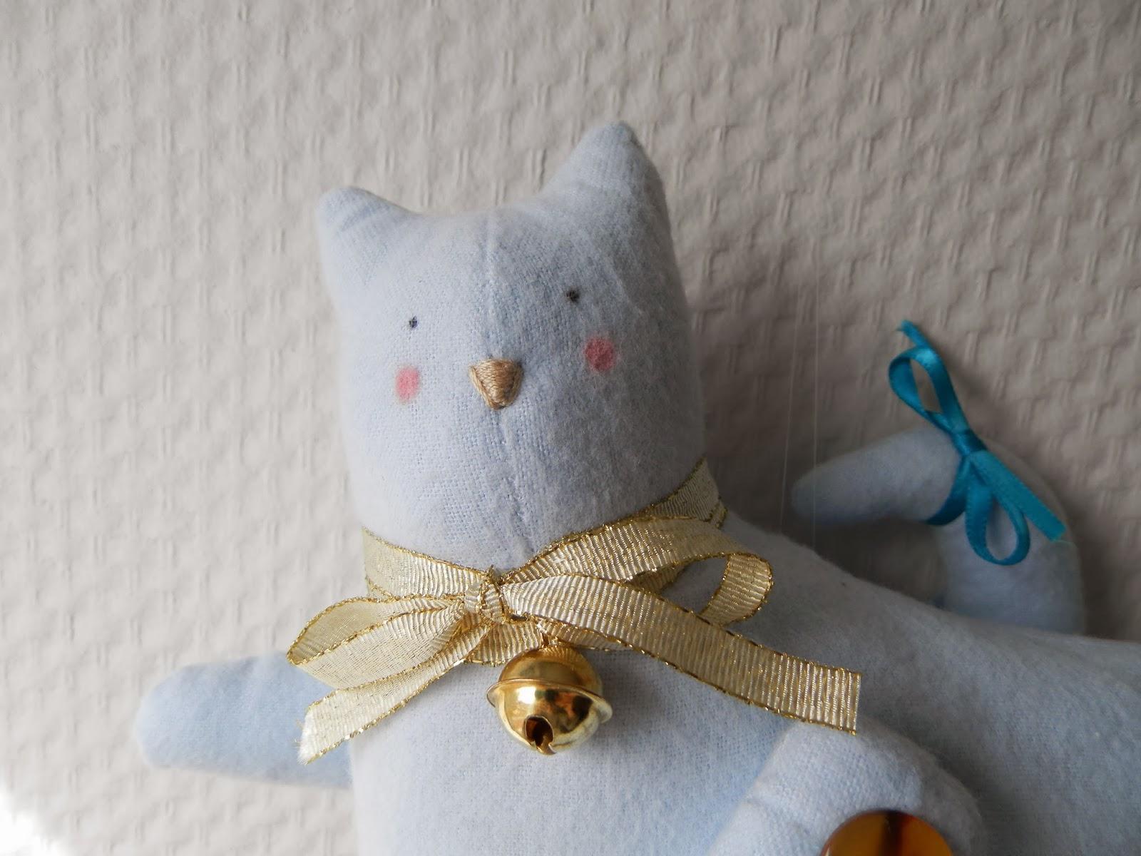 Coton et Création : chat Tilda