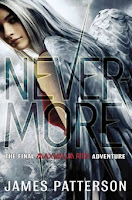 bookcover of NEVERMORE by James Patterson