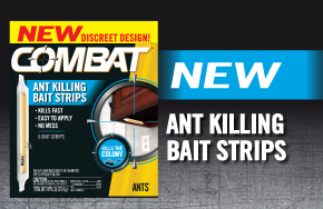 Combat Ant Killing Bait Strips