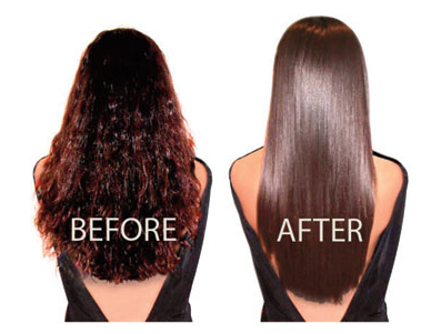 hair smoothing treatment