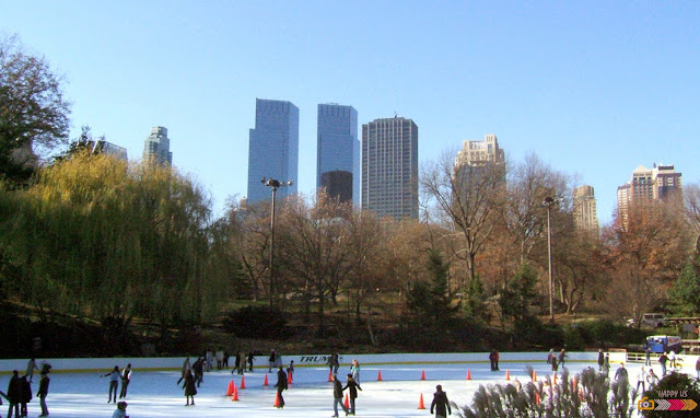 Central Park - Patinoire