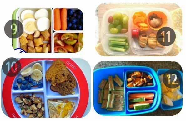 DIY All Things: 25 Kids Healthy Lunch Ideas