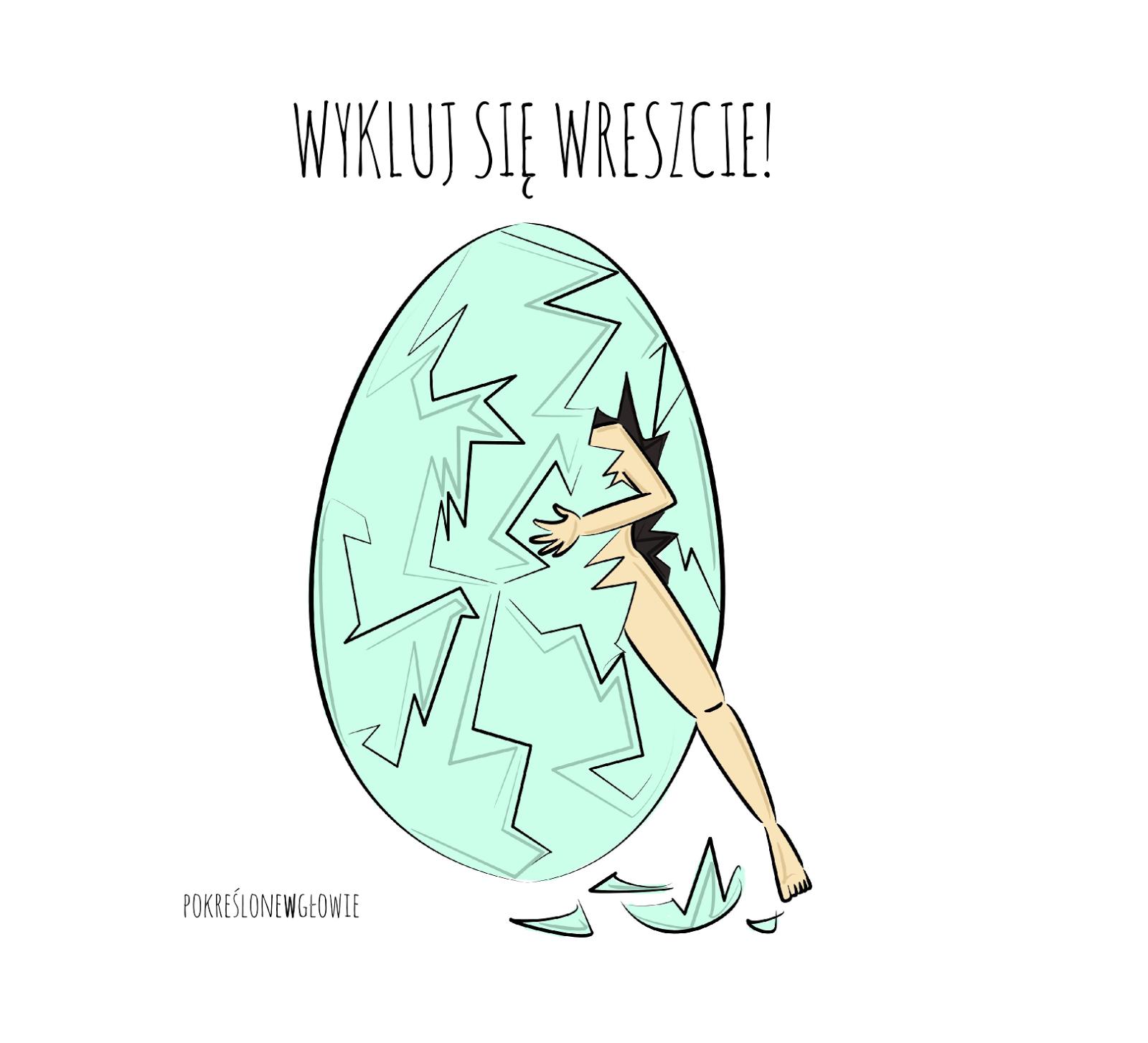 blog z rysunkami