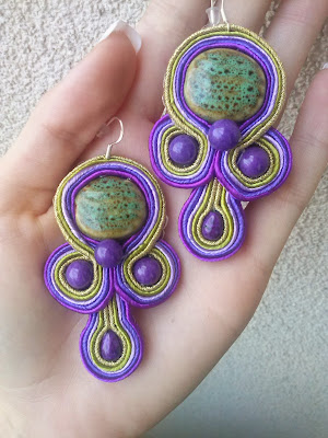 Etniczny Wiatr – earrings.