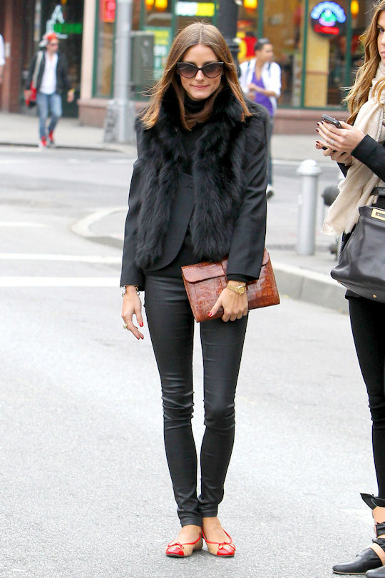 2013 Fall Autumn Fashion Inspiration Olivia Palermo