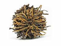 Black Peony Blooming Tea