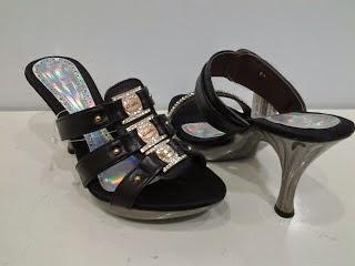 Model sandal calbi untuk wanita murah terbaru terbaik ...