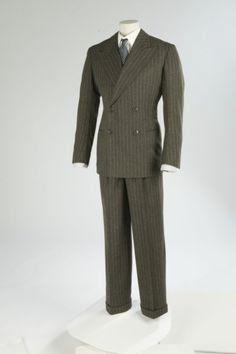 Lounge Suit - circa 1940s