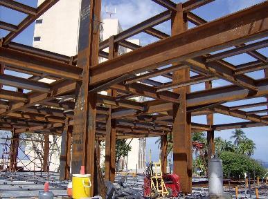 Proyectos de estructuras estructura met lica para - Casas estructura metalica ...