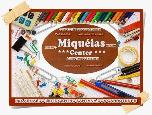 Loja Miquéias Center - Rua Arnaldo Leite, 67, centro de Santana dos Garrotes-PB