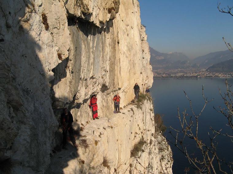 Lago di Garda Sentiero di Massimiliano