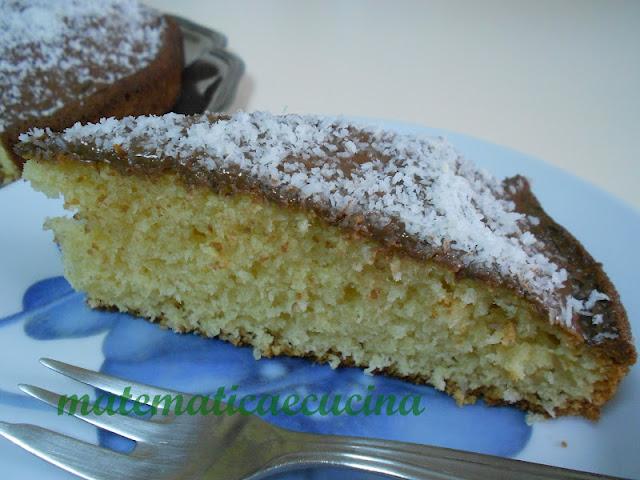 torta al cocco senza burro con olio evo