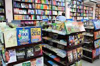 Libreria en el distrito 1 de Saigon