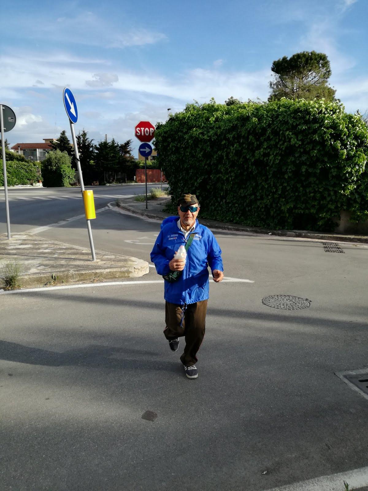 Il direttore fa jogging