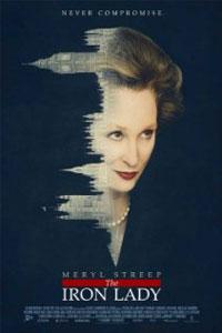 Poster de La dama de hierro