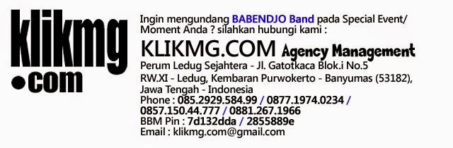 BABENDJO Contact Agency Management