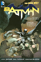 Batman volume 1: The Court of Owls